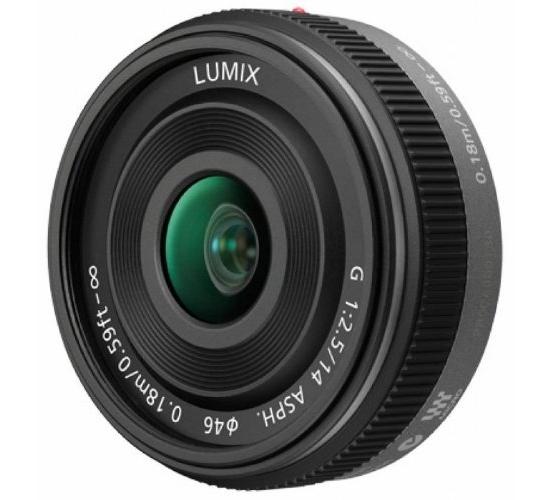 14mm-f2.5-lens Panasonic GM1 specs include GX7 image sensor and processor Rumors