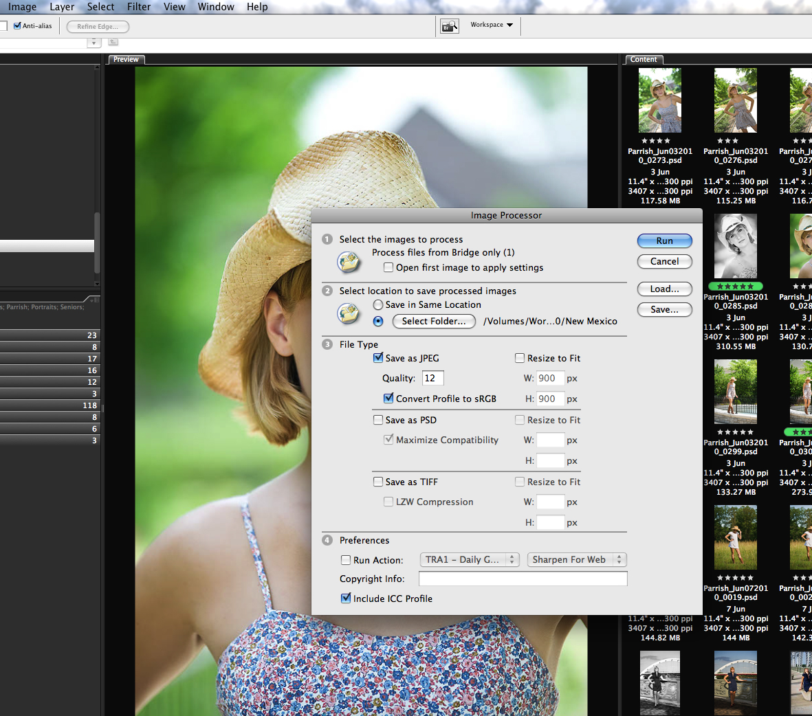 15-Image-Processor Digital Workflow Using Photoshop and Adobe Camera Raw and Bridge Guest Bloggers Photoshop Tips & Tutorials