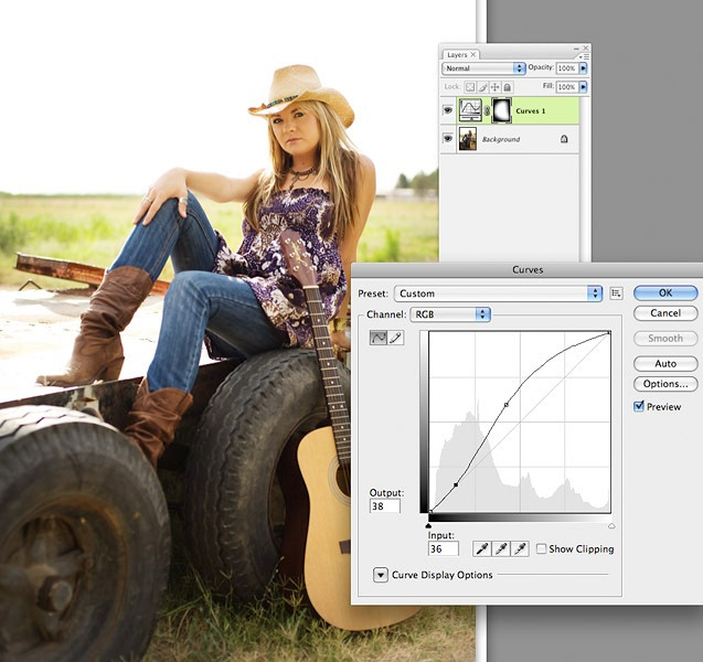 2-thumb2 Post Processing Senior Style with Sandi Bradshaw Blueprints Guest Bloggers Photoshop Tips & Tutorials