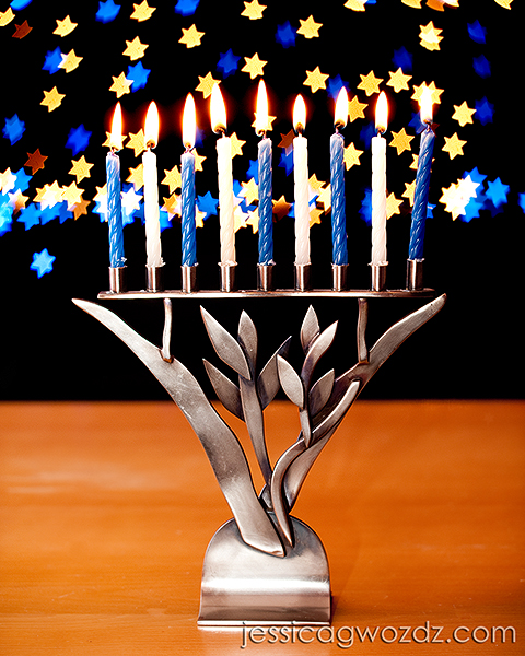 2270_MENORAH How to Photograph Star Shaped Bokeh for the Holidays Activities Guest Bloggers Photo Sharing & Inspiration Photography Tips