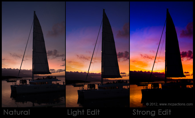 3-edits 3 Ways To Edit The Same Silhouette Photo: Which Do You Like Best? Blueprints Lightroom Presets Lightroom Tutorials Photoshop Tips & Tutorials