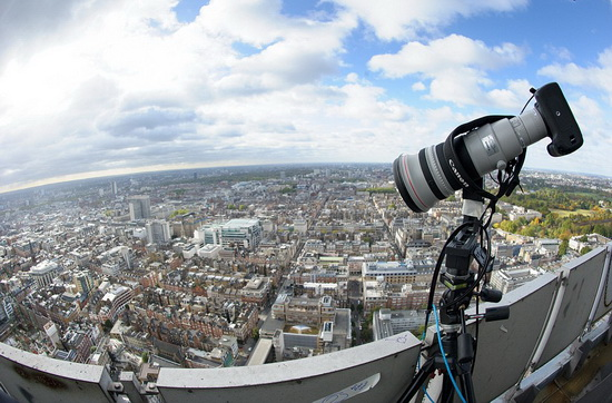 320-gigapixel-panorama-image-canon-7d BT creates 320-gigapixel panorama image of London using Canon 7D Exposure