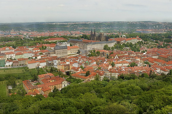 34-gigapixel Prague panorama