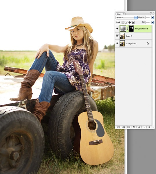 4-thumb2 Post Processing Senior Style with Sandi Bradshaw Blueprints Guest Bloggers Photoshop Tips & Tutorials