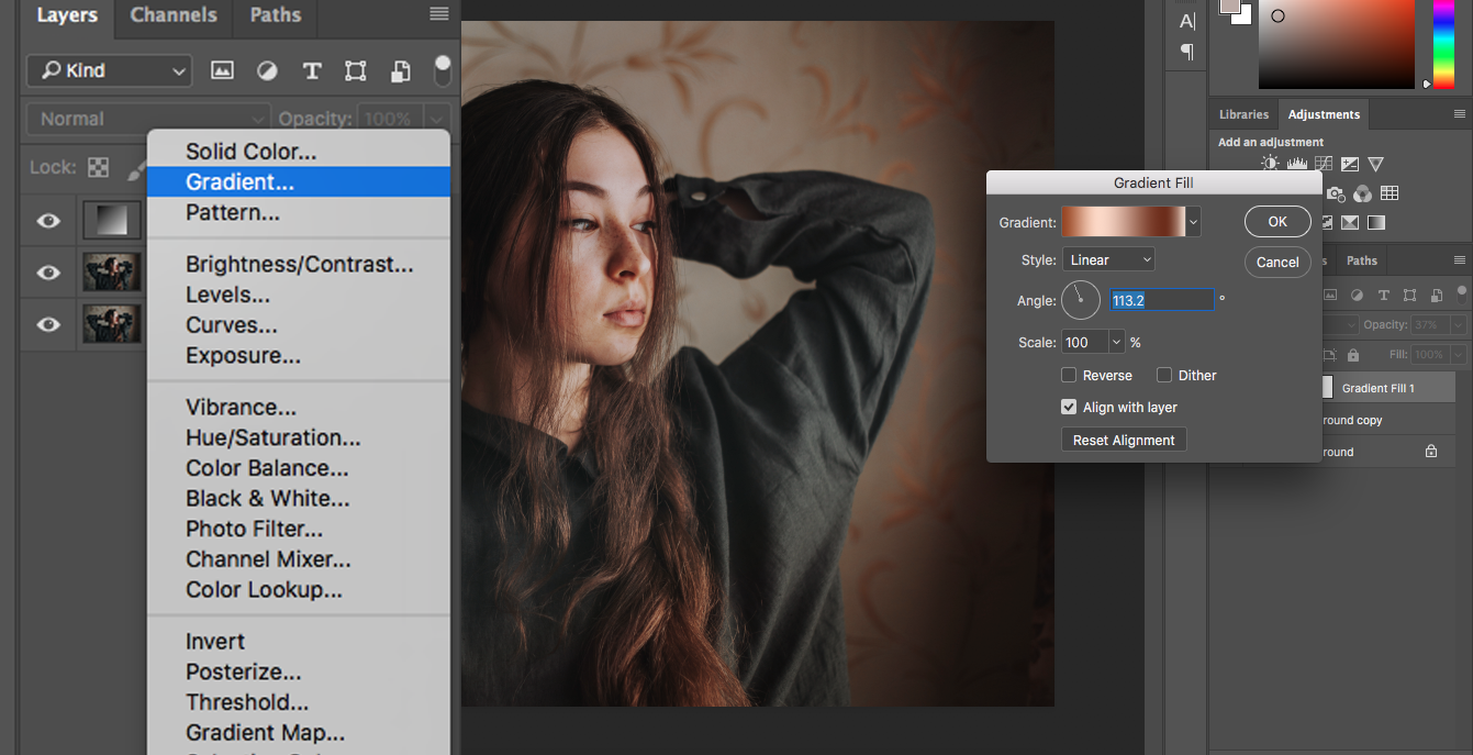 4a 7 Photoshop Tricks That Will Greatly Improve Your Portraits Photoshop Tips & Tutorials