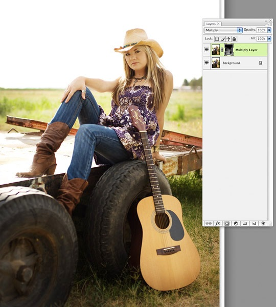 5-thumb2 Post Processing Senior Style with Sandi Bradshaw Blueprints Guest Bloggers Photoshop Tips & Tutorials