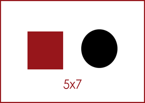 5x7-copy Understanding Aspect Ratio in Photography Photography Tips Photoshop Tips & Tutorials