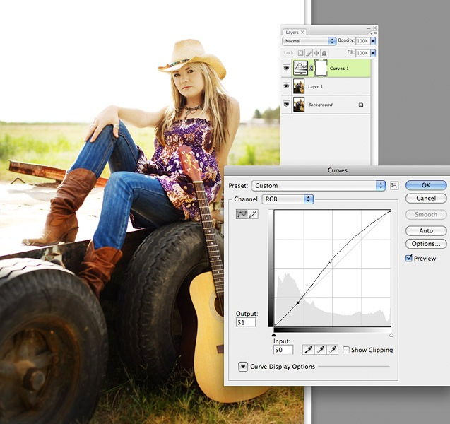 8-thumb1 Post Processing Senior Style with Sandi Bradshaw Blueprints Guest Bloggers Photoshop Tips & Tutorials