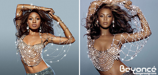 Allyson-Felix-as-Beyonce Classic album covers recreated for ESPN Music Issue News and Reviews