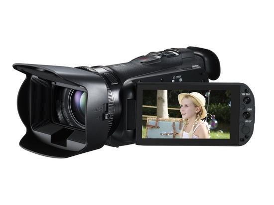 Canon-LEGRIA-HF-G25-camcorder New Canon LEGRIA HF G25 camcorder announced News and Reviews