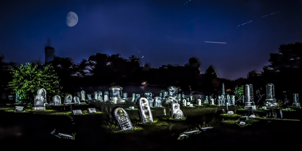 Cemetery1 How To Paint With Light: Patience Required Lightroom Tutorials Photography Tips Photoshop Tips & Tutorials