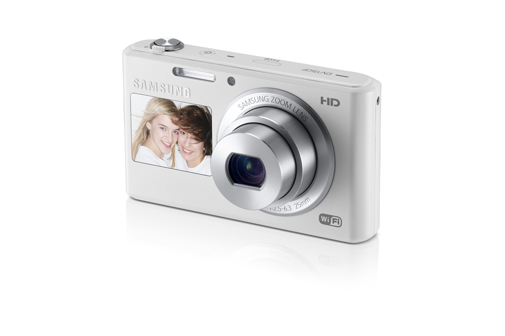 DV150F_003_Right_Angle_white Samsung added five new cameras to Smart Camera family News and Reviews