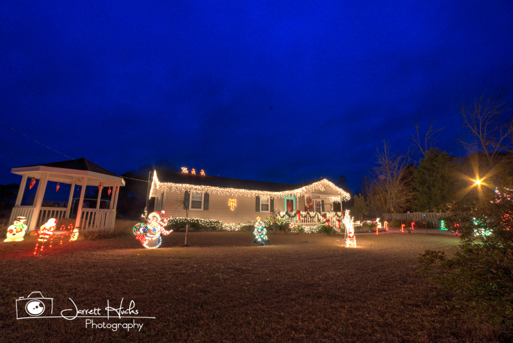 Fixed-HDR How To Photograph Christmas Light Displays Activities Assignments Guest Bloggers Photography Tips