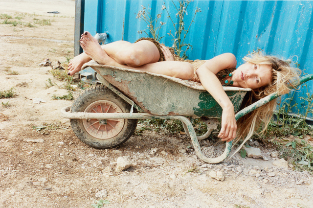 Kate-Moss-No.12-Gloucestershire-2010 Juergen Teller: two decades on display at the ICA News and Reviews