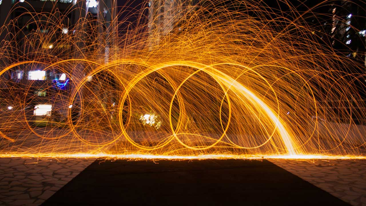 Light-Painting 14 Original Photography Project Ideas Activities Photography Techniques Photography Tips