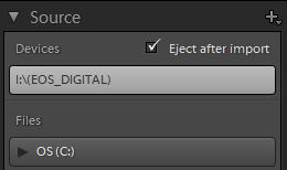 Lightroom-import-source Avoiding a Lightroom Folder Mess -- Lightroom Import Basics Guest Bloggers Lightroom Tutorials