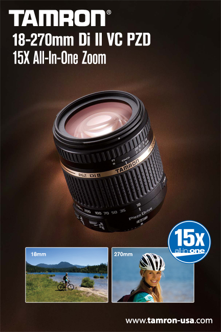 MCP_B008_news-sale Tamron Lens Giveaway: Win a 18-270mm Di II Lens for Nikon, Canon, Sony dSLR Cameras Announcements Contests