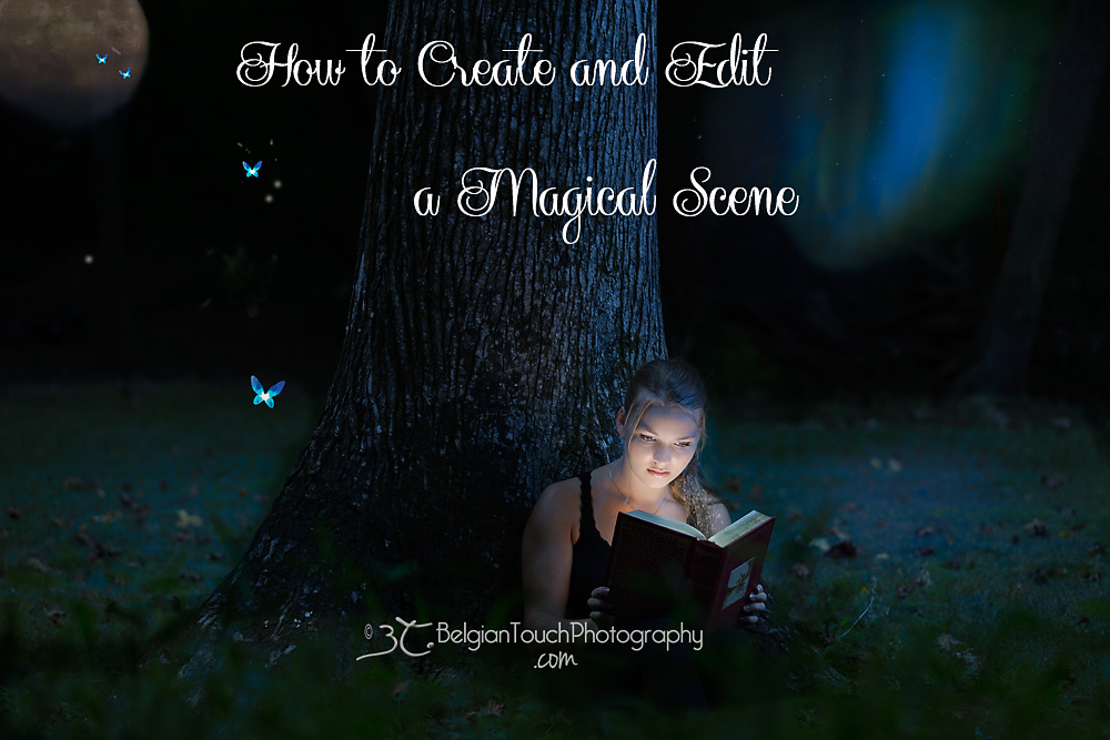 Magical-scene-pin How to Turn Your Photo Into Something Magical Blueprints Guest Bloggers Photo Sharing & Inspiration Photoshop Actions Photoshop Tips & Tutorials