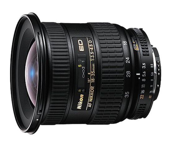 Nikon might announce a new Nikkor lens to replace the 18–35mm f3.5–4.5D ED FX lens