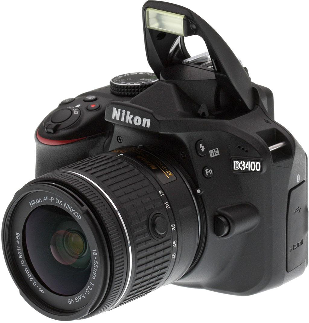 Nikon-D3400-Review Nikon D3400 Review News and Reviews