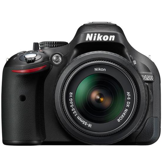 Nikon-D5200-DSLR Nikon launches D5200 DSLR alongside WR-10 wireless remote controllers News and Reviews