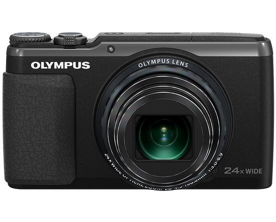 Olympus-Stylus-SH-50-iHS Six Olympus Stylus cameras, including three rugged shooters, unveiled at CES 2013 News and Reviews