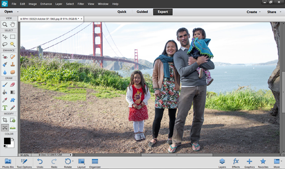 PSE-12-Content-Aware-Move-3 What You Need to Know About Photoshop Elements 12 Upgrade Photography & Photoshop News