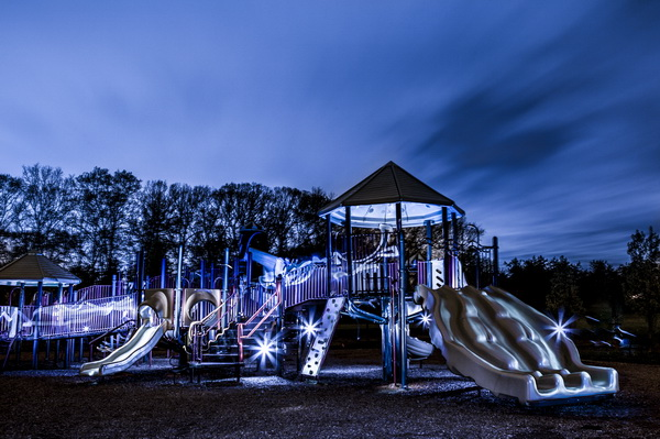 Playground1 How To Paint With Light: Patience Required Lightroom Tutorials Photography Tips Photoshop Tips & Tutorials