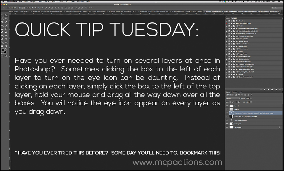 Quick-Tip-Tuesday9_23 Quick Tip Tuesday - Try These Editing Tips Lightroom Tutorials MCP Thoughts Photography Tips