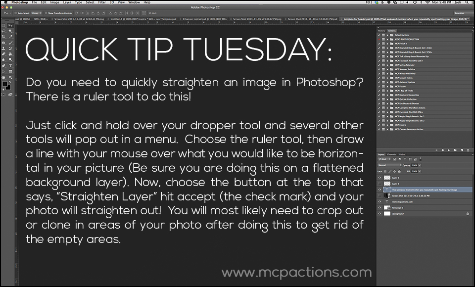 Quick-Tip-TuesdayB2 Quick Tip Tuesday - Try These Editing Tips Lightroom Tutorials MCP Thoughts Photography Tips