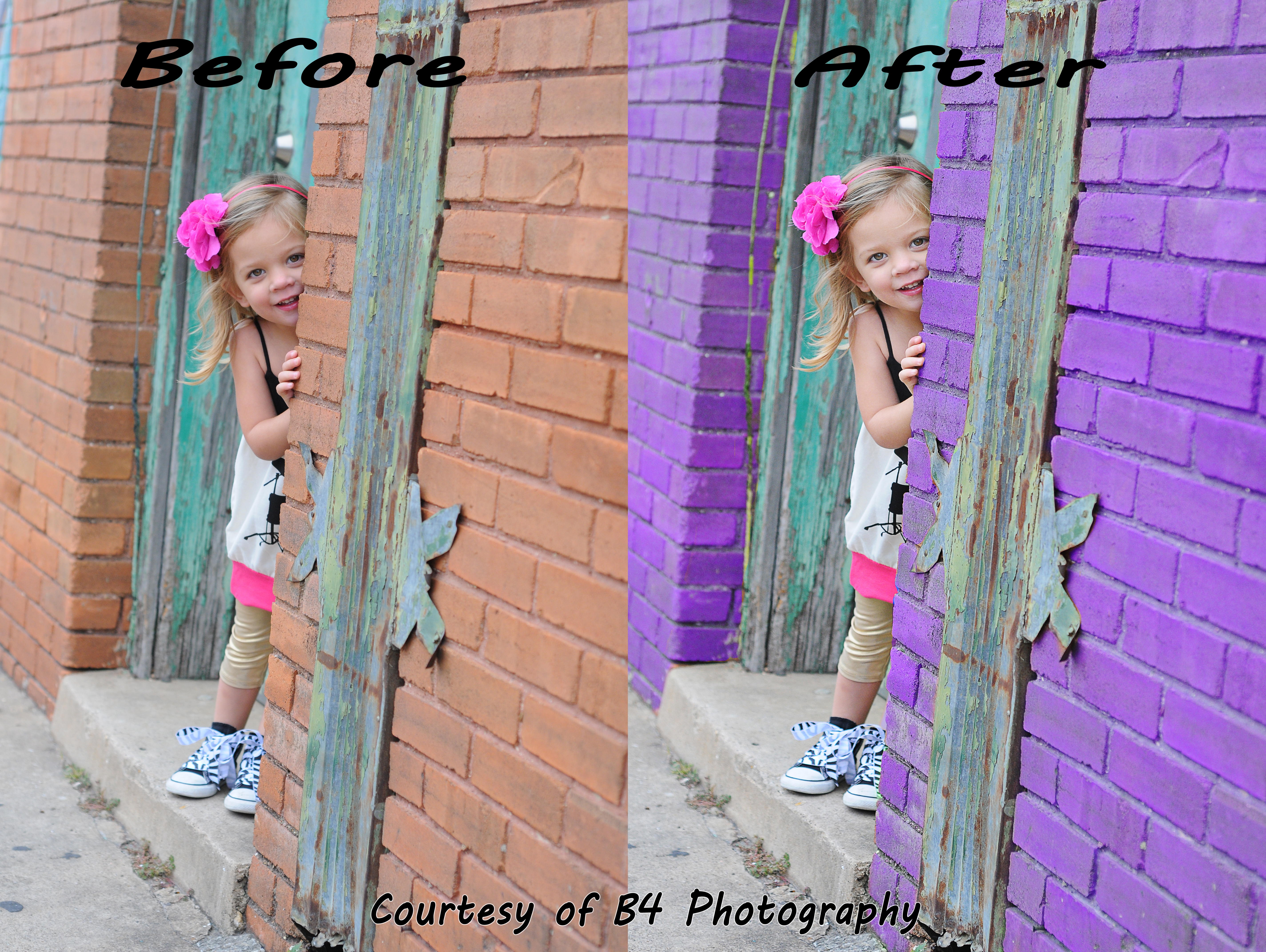 Sample Use Photoshop to Change the Color of Objects in Your Photos Guest Bloggers Photoshop Tips & Tutorials