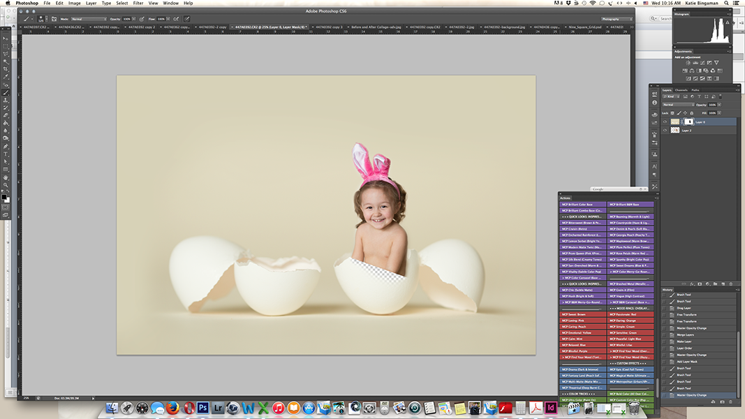 Screen-Shot-11-sm How to Create Unique Easter Egg Composite Portraits Activities Guest Bloggers Photoshop Tips & Tutorials