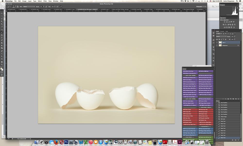 Screen-Shot-7-sm How to Create Unique Easter Egg Composite Portraits Activities Guest Bloggers Photoshop Tips & Tutorials