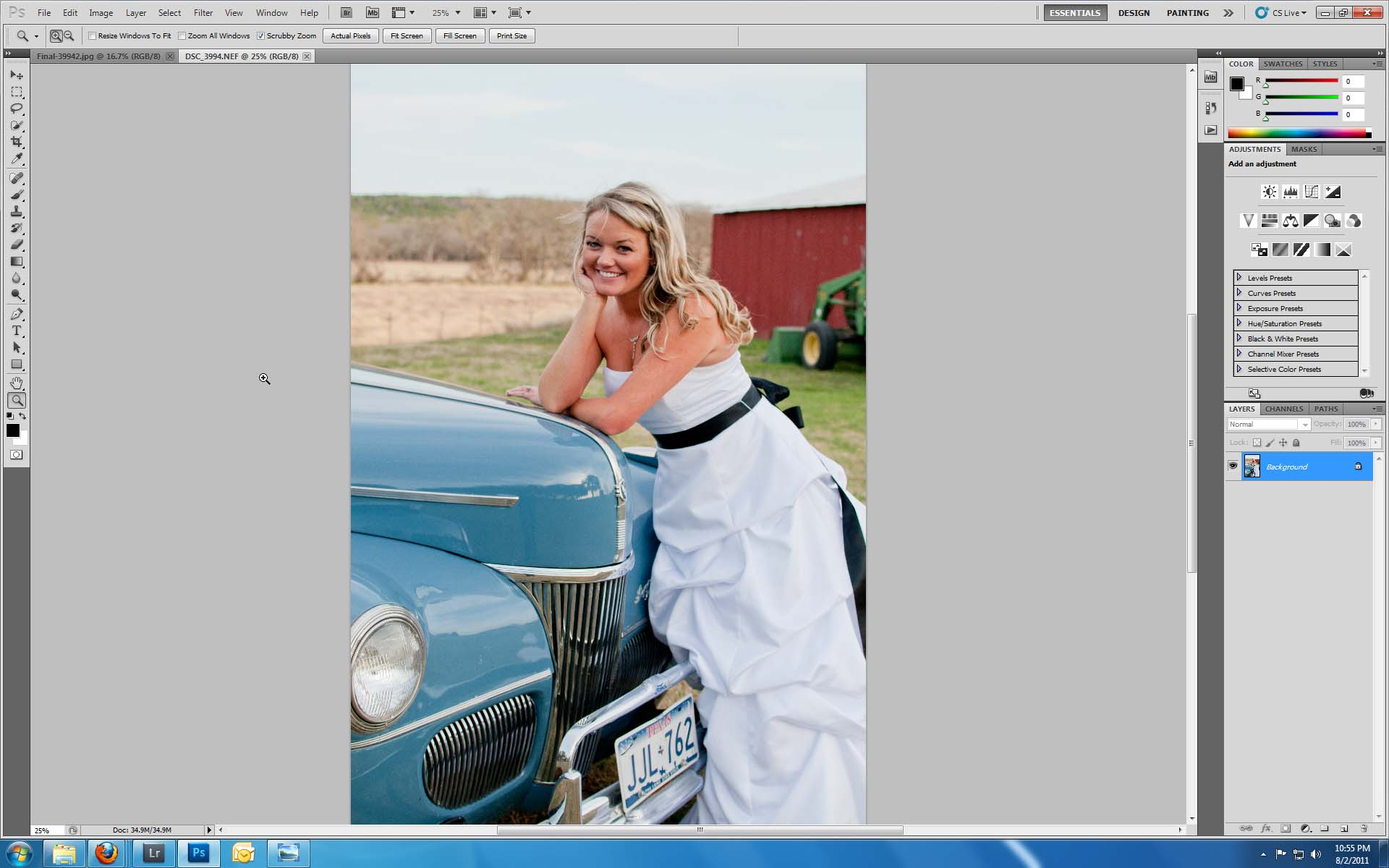 ScreenShot001 Use Photoshop to Change the Color of Objects in Your Photos Guest Bloggers Photoshop Tips & Tutorials