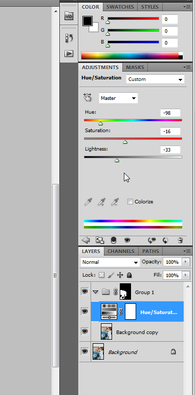 ScreenShot011 Use Photoshop to Change the Color of Objects in Your Photos Guest Bloggers Photoshop Tips & Tutorials