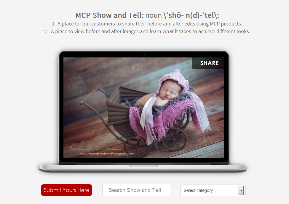 Show-And-Tell-1 SHOW AND TELL: A PLAYGROUND FOR PHOTOGRAPHERS Announcements Lightroom Presets Photo Sharing & Inspiration Photoshop Actions Social Networking