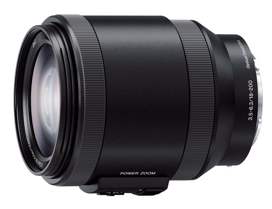 Sony-18-200mm-power-zoom-telephoto-lens Sony launches new 20mm pancake and 18-200mm power zoom lenses News and Reviews