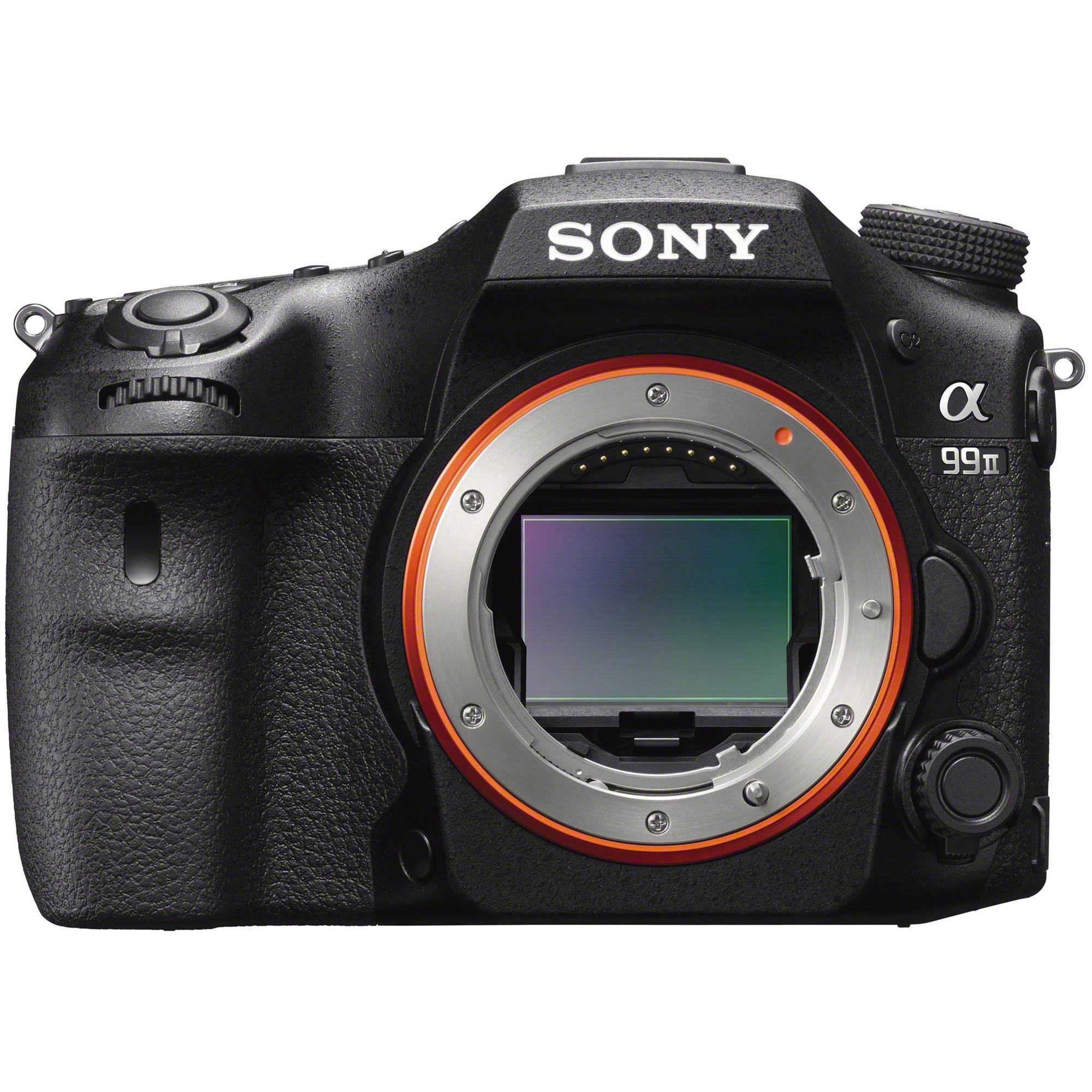 Sony-SLT-A99-II Sony SLT A99 II Review News and Reviews