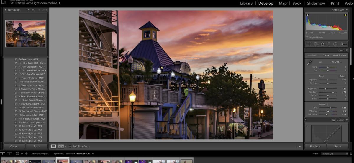 Summer4-e1499460398126 Summer Sunset Edit For Lightroom and Photoshop Lightroom Presets Lightroom Tutorials Photoshop Tips & Tutorials