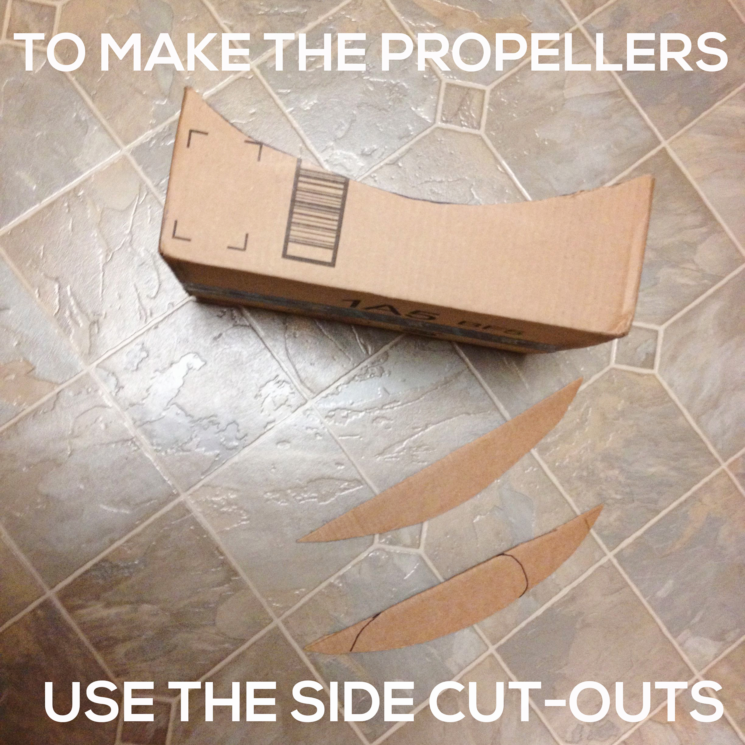 TO-MAKE-PROPELLERS Make a DIY Box Airplane Prop for Newborn Photography Guest Bloggers Photography Tips Uncategorized