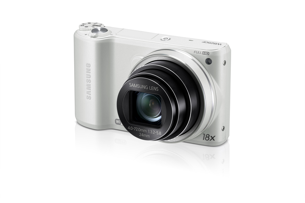 WB250F_white_2 Samsung added five new cameras to Smart Camera family News and Reviews