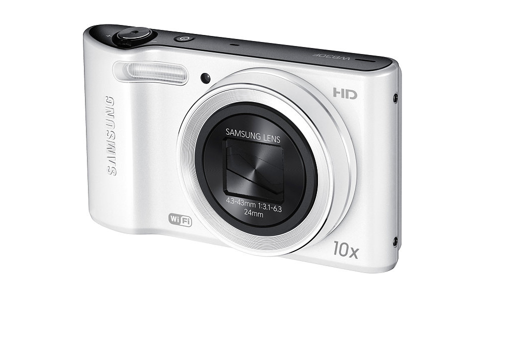 WB30F-front Samsung added five new cameras to Smart Camera family News and Reviews