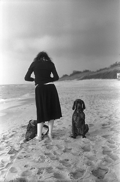 """a-girl-and-a-dog Henri Cartier-Bresson mistakenly credited for """"A girl and a dog"""" photo Exposure"""