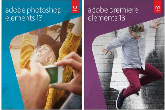 Adobe Elements 13