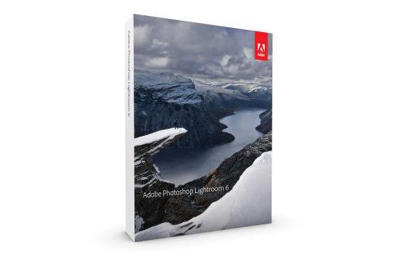 Adobe Lightroom 6 leaked