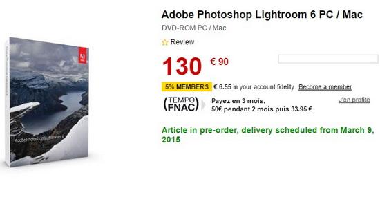 adobe-lightroom-6-release-date Adobe Lightroom 6 release date is March 9 Rumors