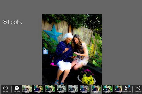 Adobe Photoshop Express Windows 8