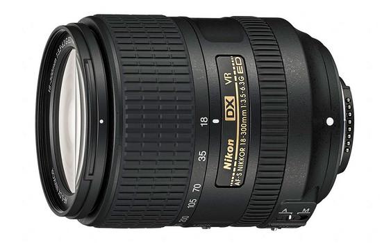 af-s-dx-nikkor-18-300mm-f3.5-6.3g-ed-vr Nikon unveils AF-S DX Nikkor 18-300mm f/3.5-6.3G ED VR lens News and Reviews