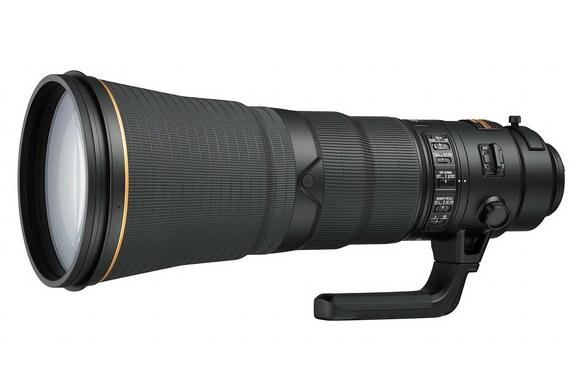 AF-S Nikkor 600mm f/4E FL ED VR telephoto