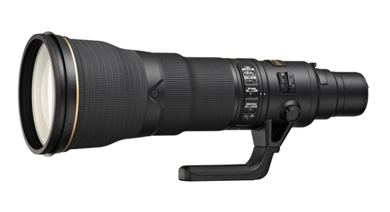 af-s-nikkor-800mm-super-telephoto-lens Nikon releases new firmware updates for six cameras News and Reviews